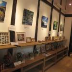 展示風景『ひとときの風景』or「手作りドールハウス」1