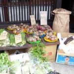 第6回 季節の野菜市開催