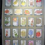 絵手紙展 寺井直江・協賛 町家案山子・タンポポの会-5