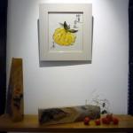 2013.11.29-12.1『甦れ布と木片』上西玄象作品展-3